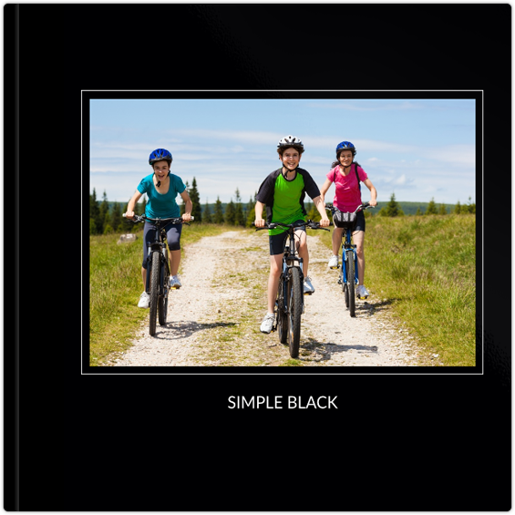 Fotoalbum Simple Black - Colorland