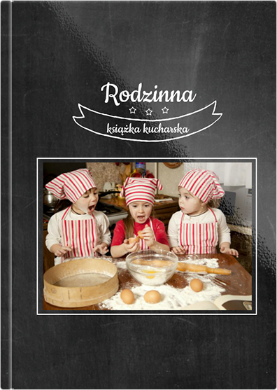 Fotoksiążka Cook Book Colorland