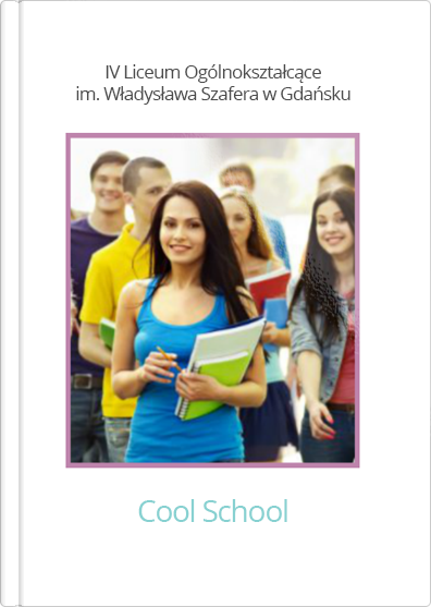 Fotoksiążka Cool School Colorland
