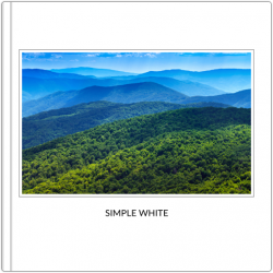 Fotoalbum Simple White - Colorland